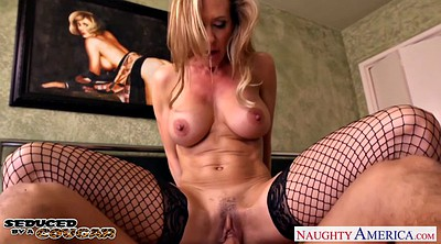 Big, Brandy love, Blonde milf