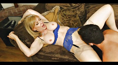 Nina hartley, Old and young, Nina, Old guy