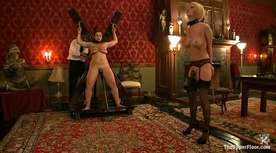 Slave, Control, Punishment spanking