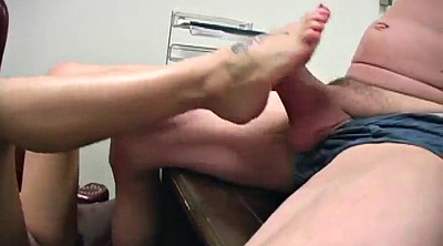 Pantyhose, Office foot, Pantyhose feet