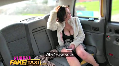 Fake taxi, Taxi, Female orgasm, Big fake tits