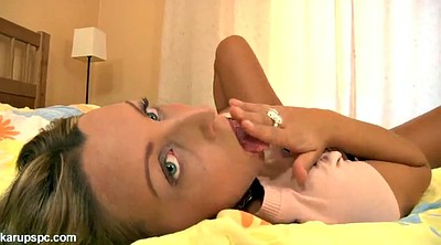 Teen orgasm, Pussy close up, Bald pussy