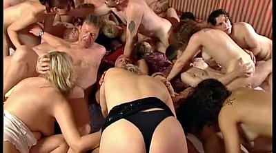 Club, Swinger, Orgy party