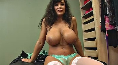 Lisa ann, Ann, Mature solo, Big tits solo, Solo mature, Live sex