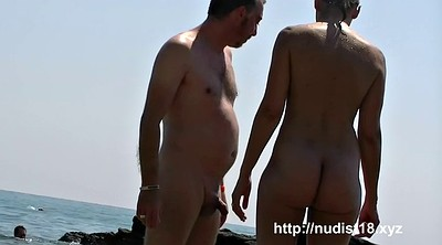 Naked, Nude beach