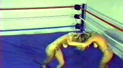 Retro, Wrestling, Fight
