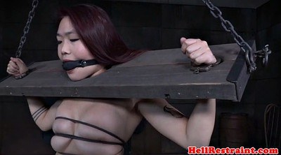 Asian bdsm, Mouth, Asian bondage