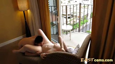 Chubby asian, Suit, Asian hotel