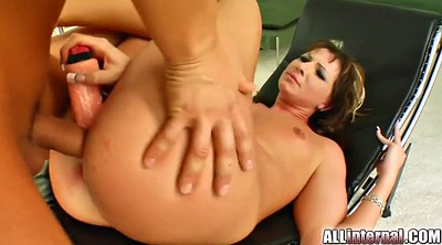 Squirt anal