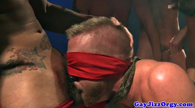 Blindfold, Blindfolded
