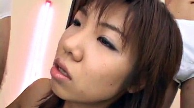 Japanese group, Japanese cum, Group cum