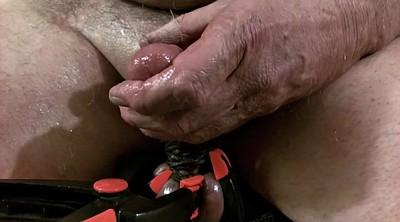 Ball, Balls, Gay bondage, Gay tied, Bondage cum