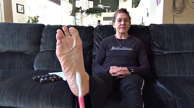 Mature feet, Mature foot, Milf foot, Sweaty