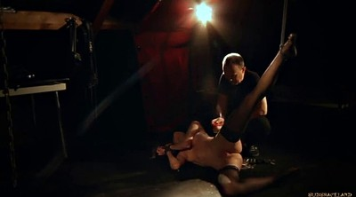 Swallow, Spank gay, Pain, Gay bondage, Whisper, Painful