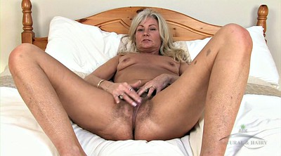 Mature hairy, Masturbation solo mature