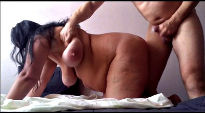 Fat mature, Hard fuck, Russian mature