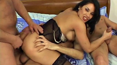 First anal, Anal gangbang, Milf first anal, First double, Penetration, First sex