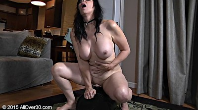 Mature solo, Sybian, Discovered