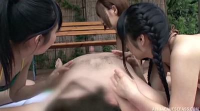 Japan, Japanese outdoor, Outdoor asian, Japanese bikini, Japan group