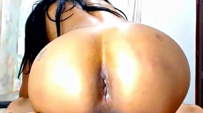 Big cock tranny, Colombian
