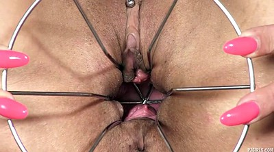 Gyno, Gaping pussy, Pussy gaping, Fisting pussy