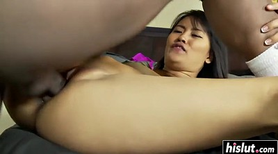 Asian black, Black cock creampie, Asian cock