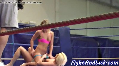 Wrestling, Fighting