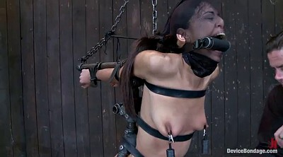 Sex slave, Device bondage