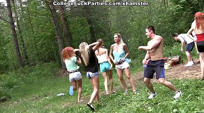 Russian, Lesbian orgy, College party, Anal group, Wild lesbian, Student sex parties