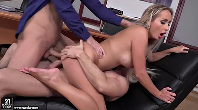 Lady, Lara, Office lady, Office anal