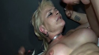 Slave, Tattoo, Granny bdsm, Rings, Ring, Bdsm gangbang
