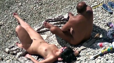 Naked, Public sex, Sex on the beach, People