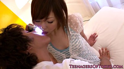 Huge toy, Japanese masturbation, Japanese facial