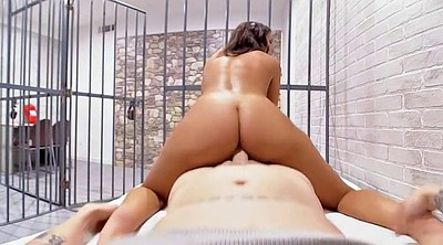 August ames, Prison, Hard porn