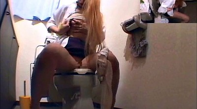 Toilet, Japanese shower, Bathroom, Japanese voyeur, Asian voyeur, Asian toilet