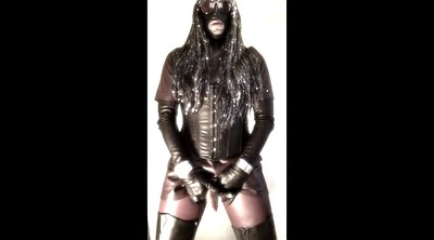 Leather, Gay black