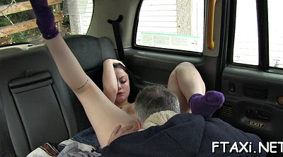 Fake taxi, Famous, Car sex