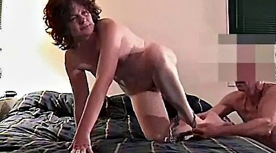Cleaning, Me, Lick my pussy
