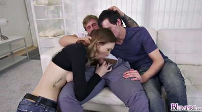 Daddy, Threesome, Dad anal, Claire, Step anal
