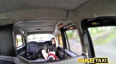 Fake taxi, Young girl