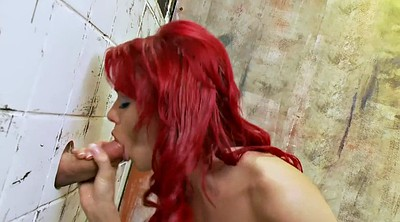 Paige, Glory hole