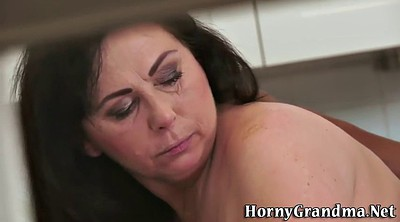 Grandma, Mature bbc, Mature interracial