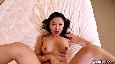 Chinese, Chinese mom, Asian facial, Chinese facial, Casting, Chinese milf