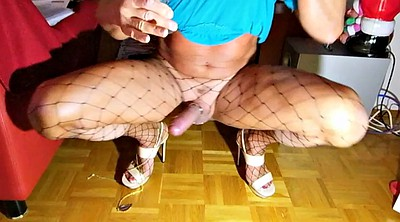 Crossdresser, Pantyhoses, Pantyhose gay