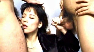 Mouth, Japanese threesome