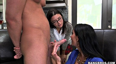 Korean, Ava addams, Haze
