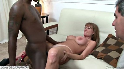 Husband, Big black mature