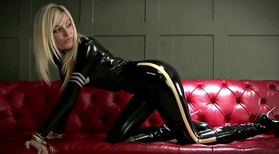 Latex, Model, Catsuit