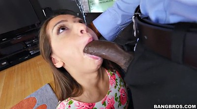 Teen blowjob, Cock worship