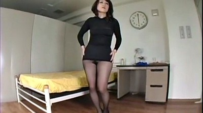 Pantyhose, Japanese solo, Pantyhose fetish, Japanese pantyhose, Asian pantyhose